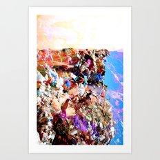 Regurgitate Wave Art Print