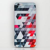 Hyyldh Xhyymwy iPhone & iPod Skin