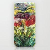 Fantasy Flowers iPhone 6 Slim Case