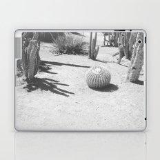 Cacti - in Black & White Laptop & iPad Skin