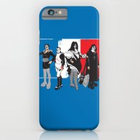 iPhone & iPod Case featuring French Kissers by Tom Burns