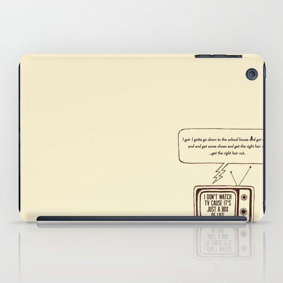 indy kidz iPad Case