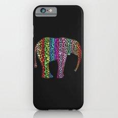 Coloured Elephant Slim Case iPhone 6s