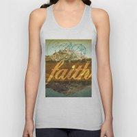 FAITH (1 Corinthians 13:13) Unisex Tank Top