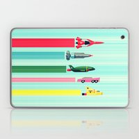 THUNDERBIRDS! Laptop & iPad Skin