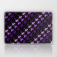 Witches Starry Night Pattern Laptop & iPad Skin