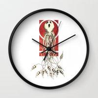 Ciavevomezzorabohmeneriv… Wall Clock