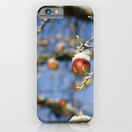 Snow Apple iPhone & iPod Case