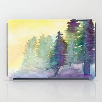 In The Pines iPad Case