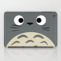 Curiously Troll ~ My Neighbor Troll iPad Case