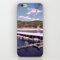 One Summer Day... iPhone & iPod Skin