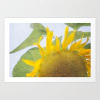 Good Morning, Sunshine Art Print