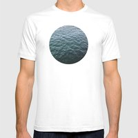 Planetary Bodies - Water Mens Fitted Tee White SMALL