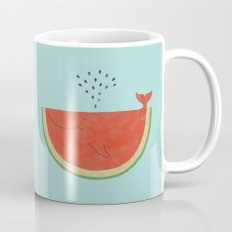 Don't let the seed stop you from enjoying the watermelon Mug
