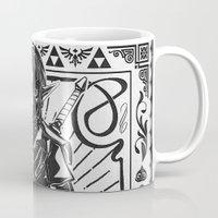 Legend Of Zelda - Epic L… Mug
