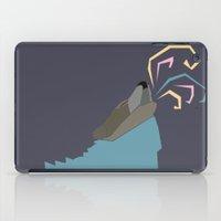 Wolf Colors  iPad Case