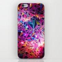 Geometric Space iPhone & iPod Skin