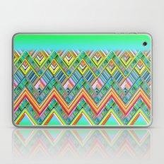 Chevron Neon Laptop & iPad Skin