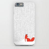 Black Grass iPhone 6 Slim Case