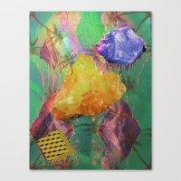 Minerals, Minerals Canvas Print