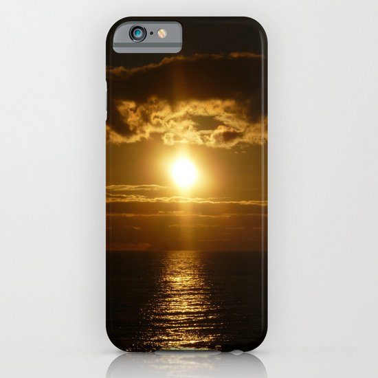 Chocolate Skies iPhone & iPod Case