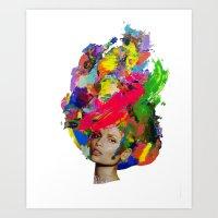 00 Art Print