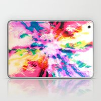 Screaming Clouds Laptop & iPad Skin