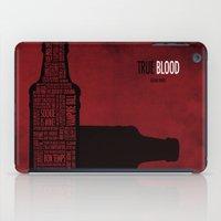 True Blood iPad Case