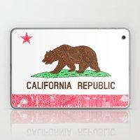 MADE IN CALIFORNIA Laptop & iPad Skin
