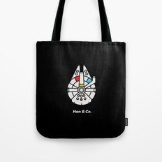 Han and Co Tote Bag