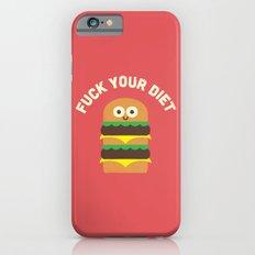 Discounting Calories iPhone 6 Slim Case