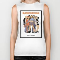 Empire Records Vintage Movie Poster Biker Tank