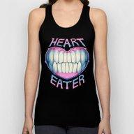 Heart Eater Unisex Tank Top