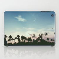 Sunset on the Beach iPad Case