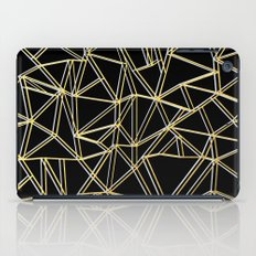 Ab Gold and Silver iPad Case