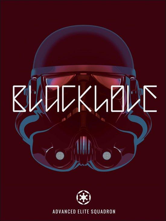 Blackhole Squadron Canvas Print