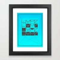 HYPE Framed Art Print