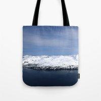 Whitter, Alaska Tote Bag