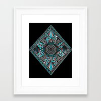 New Paths Framed Art Print