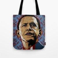 Don't Sleep on Barry O Tote Bag