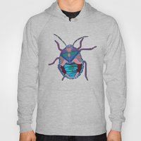 A Beautiful Beetle Hoody