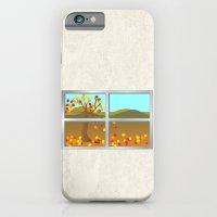 Fall Window View iPhone 6 Slim Case