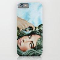 Warrior Girl iPhone 6 Slim Case