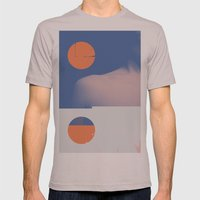Via Kolo Mens Fitted Tee Cinder SMALL