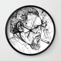 Mingus Wall Clock