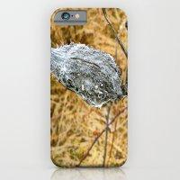 Milk Weed Pods iPhone 6 Slim Case