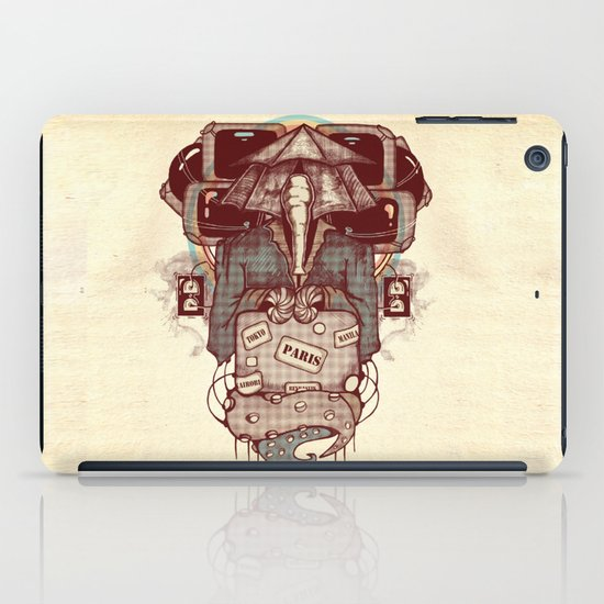 Transcendental Tourist iPad Case
