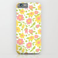 iPhone & iPod Case featuring vintage 16 by kate gabrielle