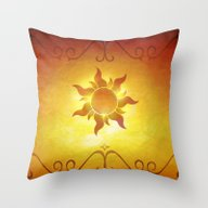 ...and At Last I See The… Throw Pillow