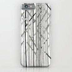 Pattern Trees Slim Case iPhone 6s